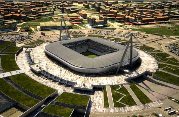 Torino - nuovo impianto Juve
